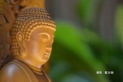 藍玉娟-佛像2
